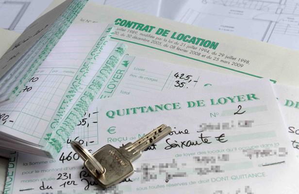 La quittance de loyer