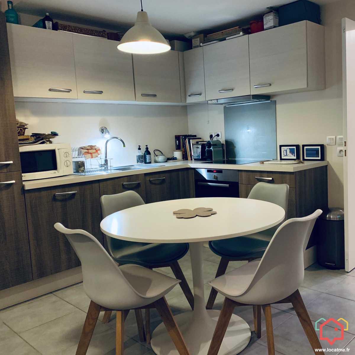 Charmant Location Appartement Non Meublé Entre Particulier à Annemasse