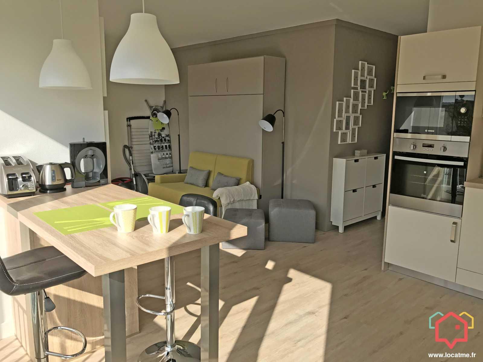 Studio meubl villeurbanne de 32m2 - Location studio meuble lorient ...