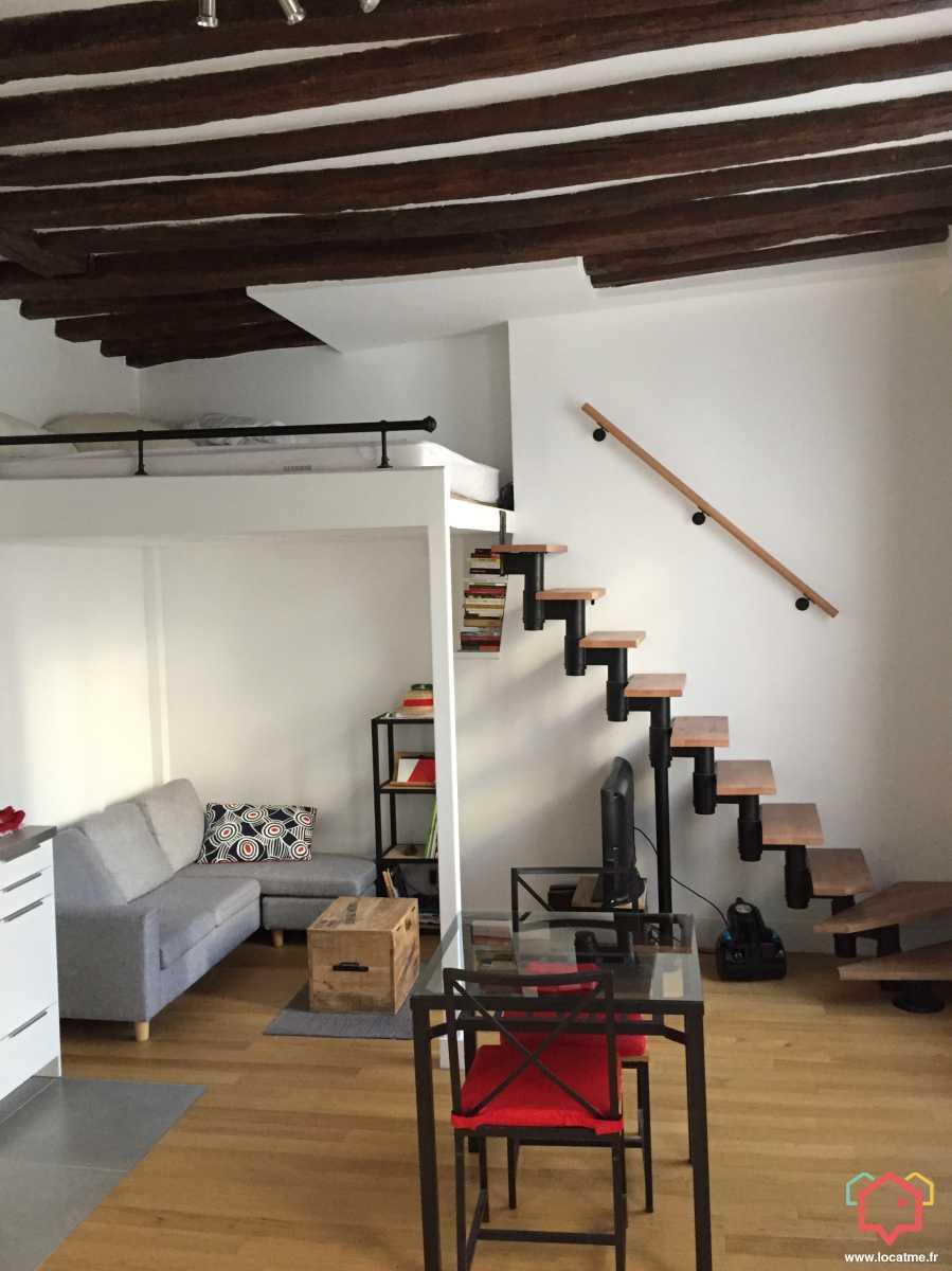 location studio meubl paris particulier