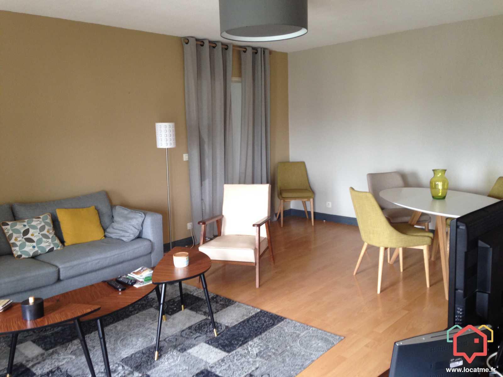 Location Appartement Non Meublé 78m2 à Bordeaux