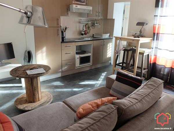 Location Appartement Meublé 30m2 à Bordeaux