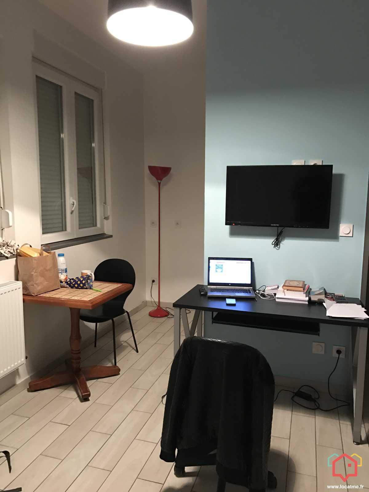 location studio meubl entre particulier roanne