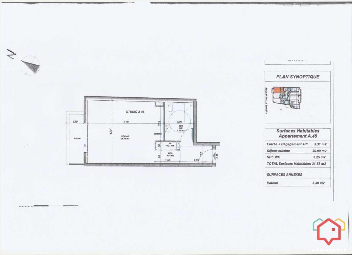 Location de studios nice 06300 entre particuliers - Location meuble nice particulier ...