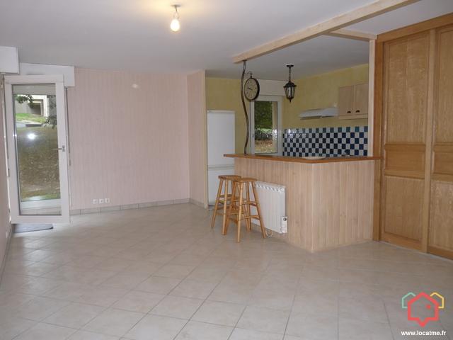 appartement nantes non meubl de 68m2. Black Bedroom Furniture Sets. Home Design Ideas
