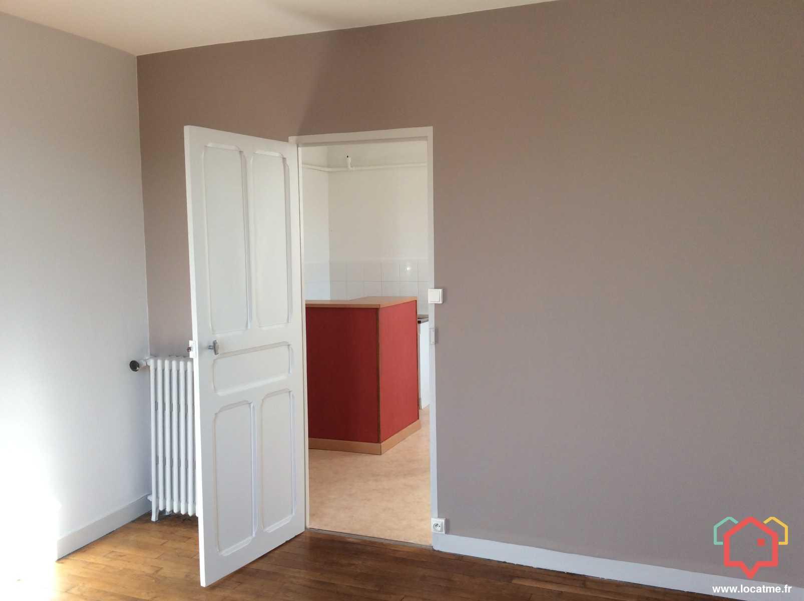 Location Appartement Non Meublé 59m2 à Rennes