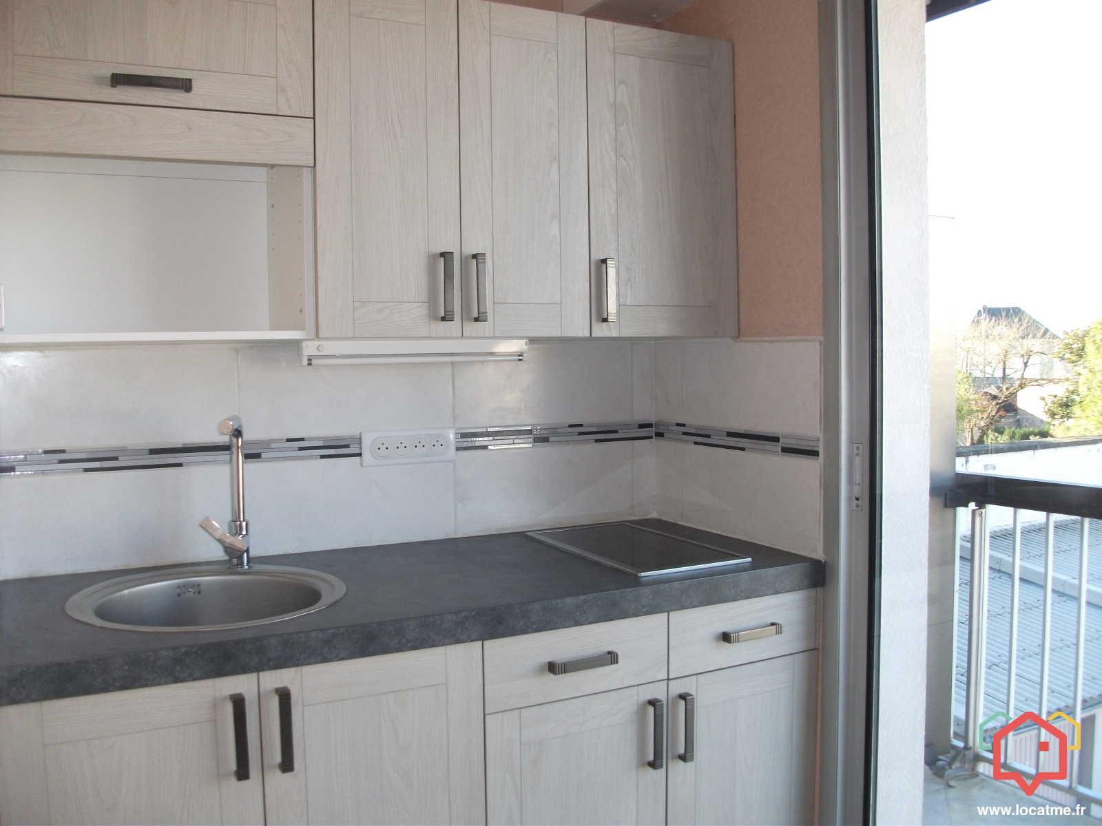 Appartement à Limoges Non Meublé De 35m2