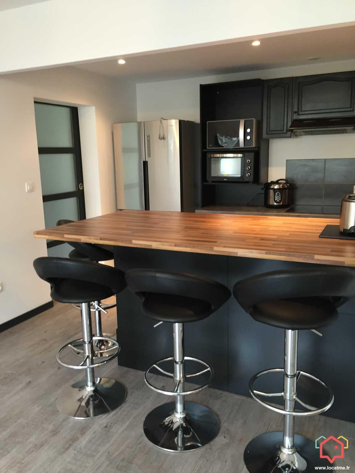ordinaire Appartement meublé de 110m2 à louer à Lille