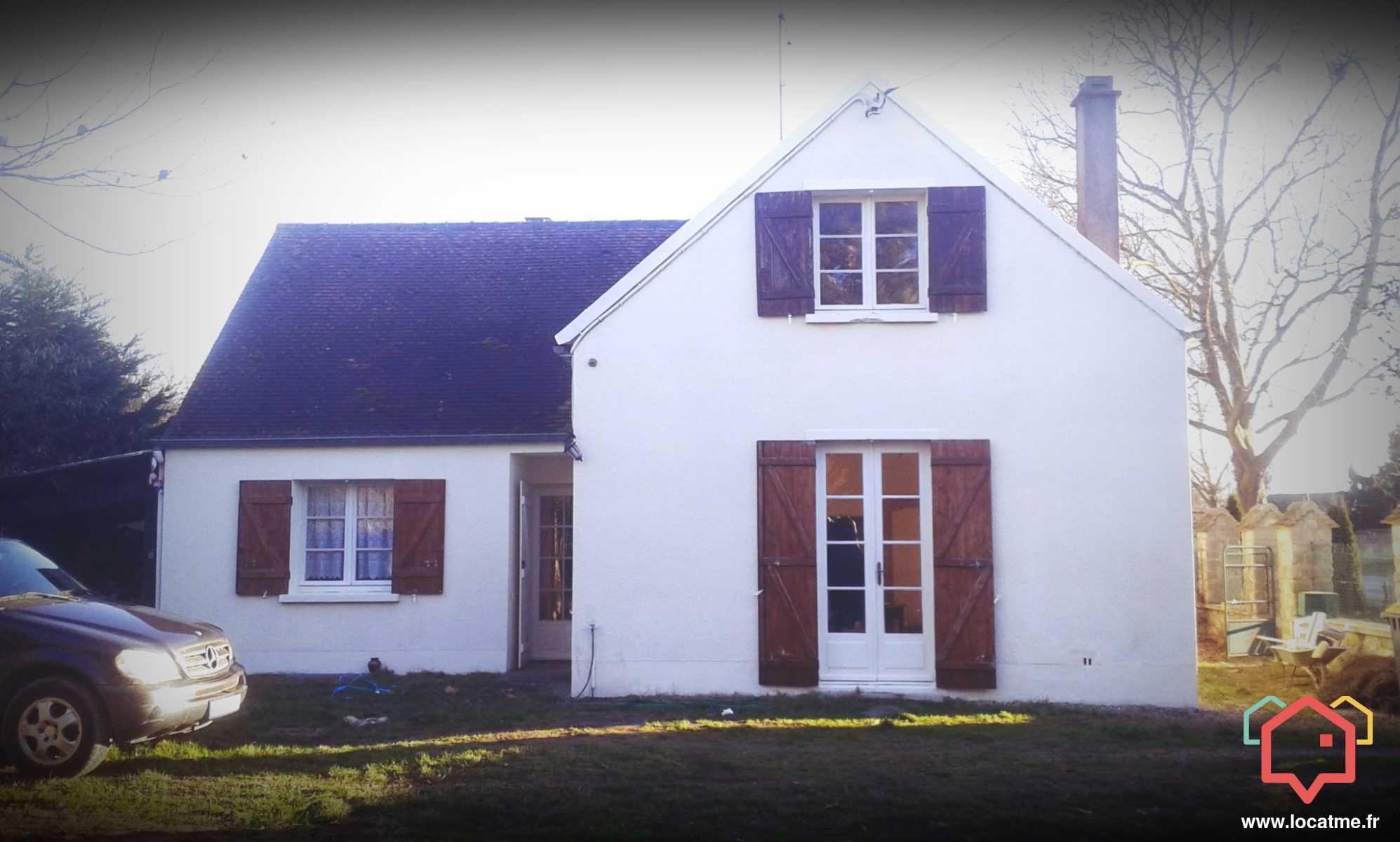 4625e78cfc2a7d Location maison non meublée à Chailly En Biere particulier