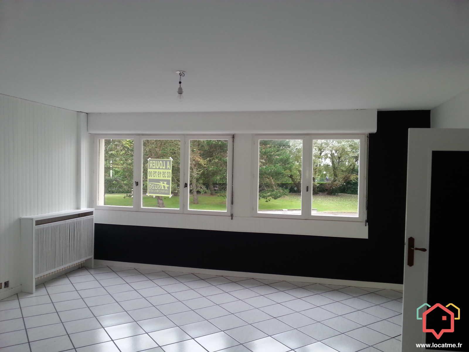 Location Appartement Non Meublé 77m2 à Le Havre
