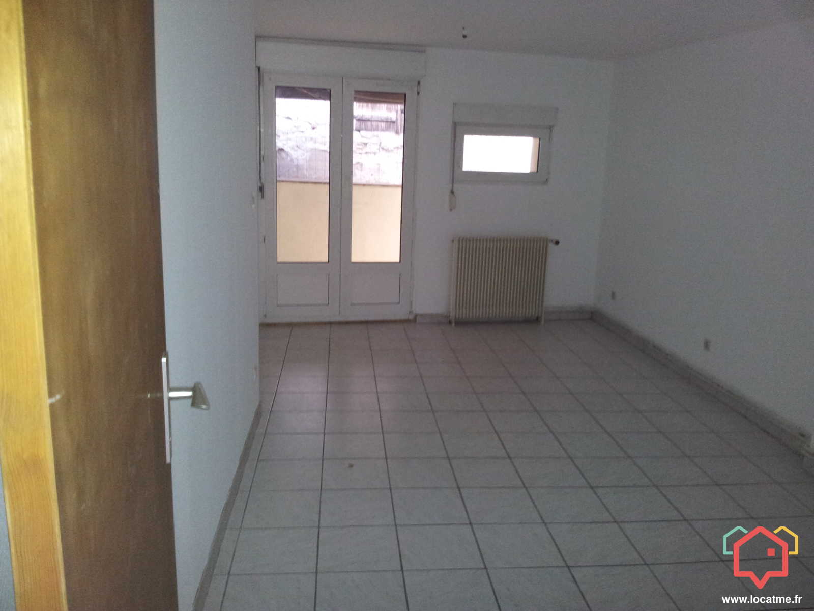 Appartement Non Meublé De 89m2 à Louer à Mulhouse